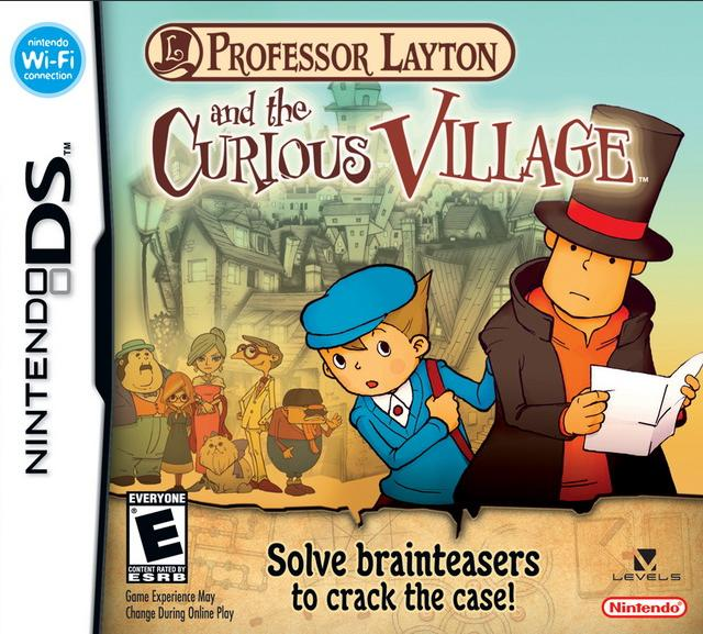 professor layton and the curious village Video Stream # 1: Windows Media Video 9 1280x720 29.97fps 3200Kbps